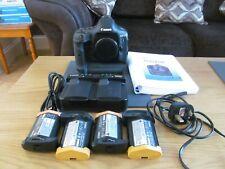Canon EOS 1D X 1DX 18.1MP Fotocamera Digitale SLR Solo Corpo-Nero