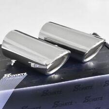 Schätz ® Endrohre für C-Coupe C204 ab Baujahr 06-2011 und W204 ab 2005