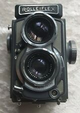 Rolleiflex Camera - Vintage - Used.  Non-Tested.  Selling for Parts.