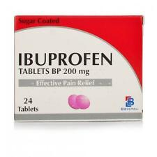 ibuprofen 200mg pain tablets relief 16 x 3 MULTIBUY OFFER
