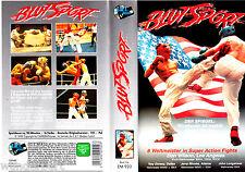 VHS -- BLUTSPORT -- 8 Weltmeister im Profi-Kickboxen