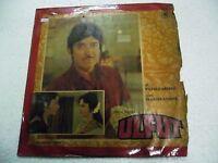 ULFUT KALYANJI ANANDJI 1978 45RPM RARE LP RECORD OST orig BOLLYWOOD VINYL VG+