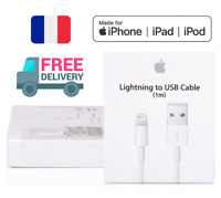 Câble iPhone ORIGINAL Apple - Chargeur câble Lightning vers USB - MD818ZM/A