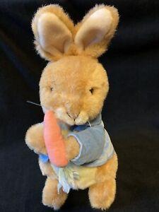 "Eden Toys Peter Rabbit Beatrix Potter 13.5"" Plush Stuffed Animal Frederick Warne"