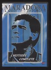 DVD MARADONA ANGE OU DEMON L HISTOIRE COMPLETE   DOCUMENTAIRE FOOTBALL FOOT