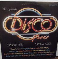 Ronco presents Disco Fever vinyl 4-2180 1974  032018LLE