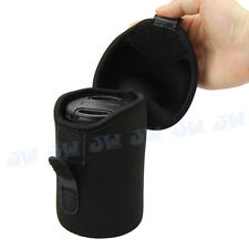 JJC Lens Case Bag Protector fr Canon EF-M 18-55mm f/3.5-5.6 IS STM/Sony E18-55mm