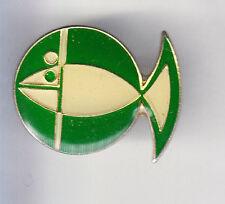 RARE PINS PIN'S .. SPORT PECHE FISHING POISSON SENSAS CANE APPATS NO NAME ~CQ