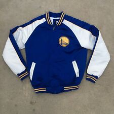 Starter Urban Outfitters Exclusive Golden State Warriors Jacket Size Med Mens