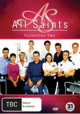 PRE-ORDER All Saints Collection Two (Season 4, 5, 6) DVD Boxset New/Sealed
