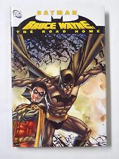 DC Comics Batman: Bruce Wayne: The Road Home (2011)-Hardcover