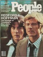 People Weekly Magazine May 3 1976 All the President's Men Robert Redford
