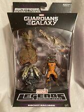 Marvel Legends Infinite Series Guardians of the Galaxy Rocket Raccoon Groot BAF