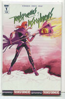 Transformers Vs Visionaries #1 NM Cover B IDW Comics CBX18B