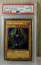 Dark Magician Holo Secret Rare 2002 Yu-Gi-Oh! Card BPT-007 PSA 10 GEM MINT