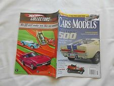 TOY CARS & MODELS-(HOT WHEELS )-MAGAZINE--AUGUST,2007