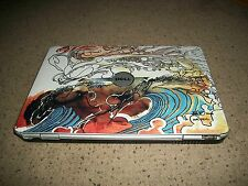 Dell Inspiron 1525 With Designer Cover For Parts Or Repair No Hard Drive
