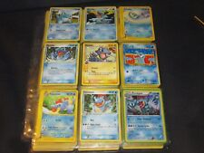 Pokemon Cards, 6 Totodile, 2 Crokonaw, and 1 Feraligatr Cards (FREE S/H in USA)