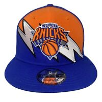 New Era New York Knicks 9Fifty 950 Snapback Color Block Embroidered Logo NWT