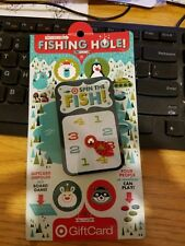 collectible target gift card spin the fish game 2009 zero dollars on card?