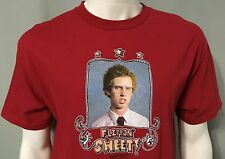 Napoleon Dynamite Large T Shirt Flippin Sweet MTV Movie Nerd Geek Cult Comedy