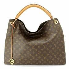 LOUIS VUITTON Monogram Artsy GM Shoulder Bag Brown M40259 Purse 90088107