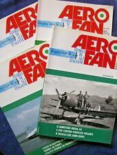 AEROFAN N 80-81-82-83-  ANNO  2002 ALI  ITALIANE
