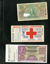 Ireland WWII Sweepstakes Tickets in Sup. Condition