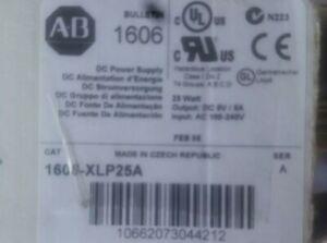 -BRAND NEW IN BOX-    ALLEN-BRADLEY 1606-XLP25A POWER SUPPLY 100-240VAC/.5A