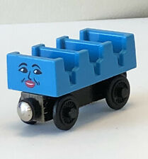 Thomas & Friends Wooden Railway Train Ada 1997 Girl Blue