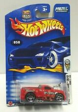 2003 Hot Wheels First Editions Ford F-150 Red 50