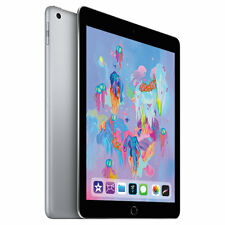 Apple iPad  9.7 Inch WiFi 32GB - Space Grey (2018)  **BRAND NEW + WARRANTY**