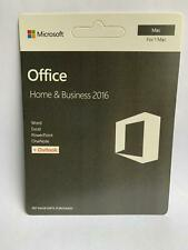 Microsoft Office Home and Business 2016 für Mac-Key Card