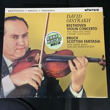 David Oistrakh Beethoven Bruch Audiophile CD BMCL116