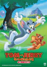 TOM AND JERRY - COMPLETE TV SERIES DVD BOX SET (1-141 EPS)