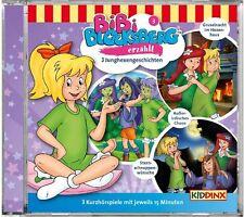 Bibi Blocksberg erzählt... 3 Junghexengeschichten - Hörbuch / Hörspiel - CD NEU