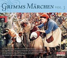 3 CD / Litera - Grimms Märchen Folge 3 / 193424
