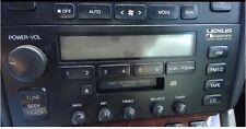 95-97 LEXUS LS400 CASSETTE PLAYER AM/FM RADIO NAKAMICHI 1995 1996 1997