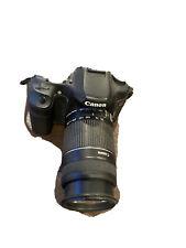 Canon Eos 40D 10.1Mp Digital Slr Camera - Black (Kit w/ Ef 55- 250mm Lens)