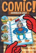 Comic Jahrbuch 2017, ICOM