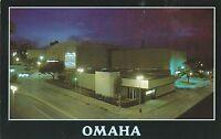 LAM(Z) Omaha, NE - Civic Auditorium - Night View