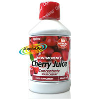 Optima Montmorency Sour Cherry Juice Concentrate 500ml