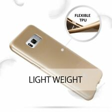 Goospery Pearl Jelly case for Samsung Galaxy S8 Plus GOLD