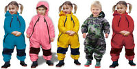 Tuffo Muddy Buddy Waterproof Coveralls Rain Suit Jacket Coat 12 mo to 5T - C150