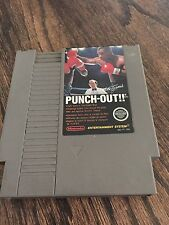 Mike Tyson's Punch-Out Nintendo Entertainment System NES Fun GameCart NE3