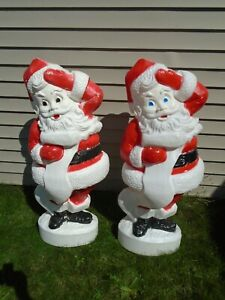 "Union Products 42"" Santa Blow Mold"