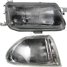 Headlight Right Vauxhall Astra F cc 53_ 54_ 58_ 59_ 91-98 with Indicator 1391035