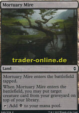 2x Mortuary Mire (Totenschlamm) Battle for Zendikar Magic
