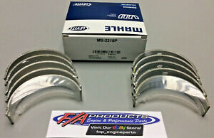 Clevite MS-2218P 2001-2013 6.6L Chevy DURAMAX Diesel Engines Main Bearing Set