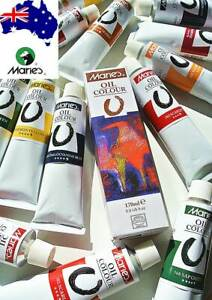 Special Price: Marie's Oil Paint Tubes 170ml Artist Painting 31 colors available